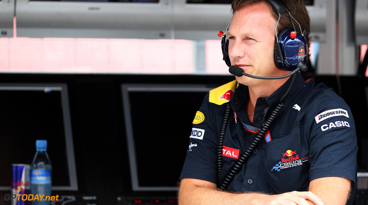 """Red Bull Racing: """"We bouwen het team rond Vettel"""""""