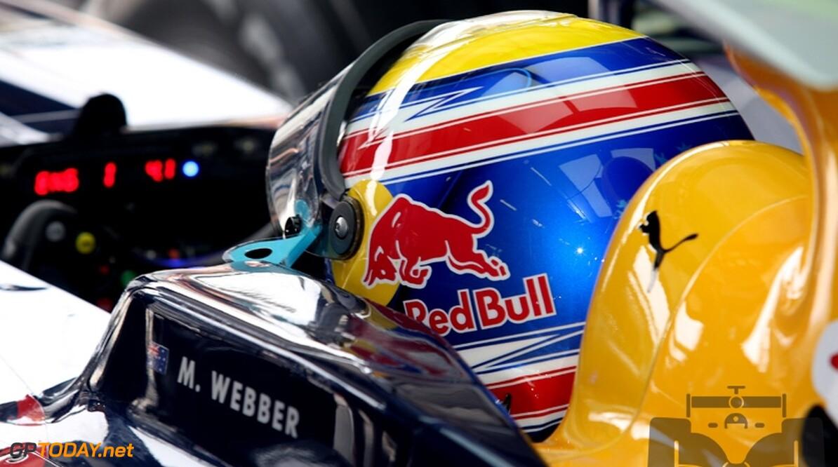 Webber weer in top tien maar niet tevreden