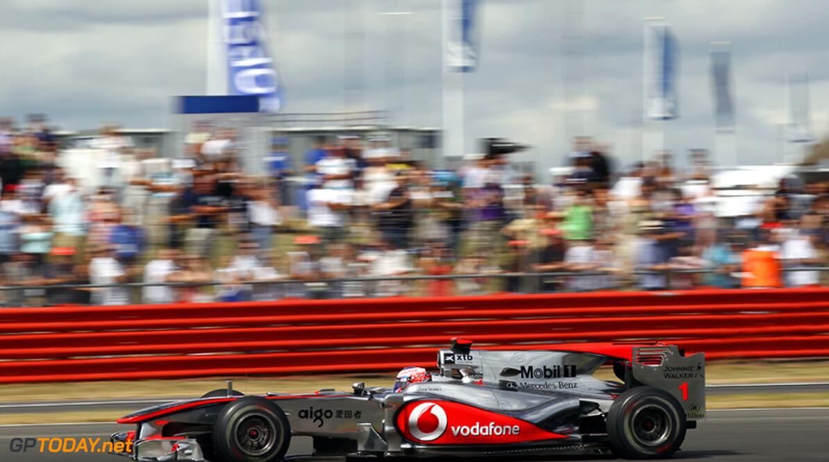 McLaren optimistisch over vooruitzichten voor 2011