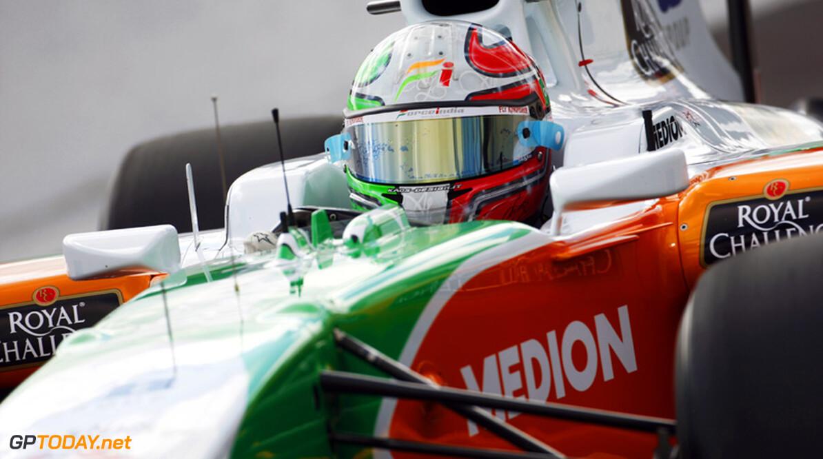 <b>Coureurs review deel 13:</b> Vitantonio Liuzzi - Force India