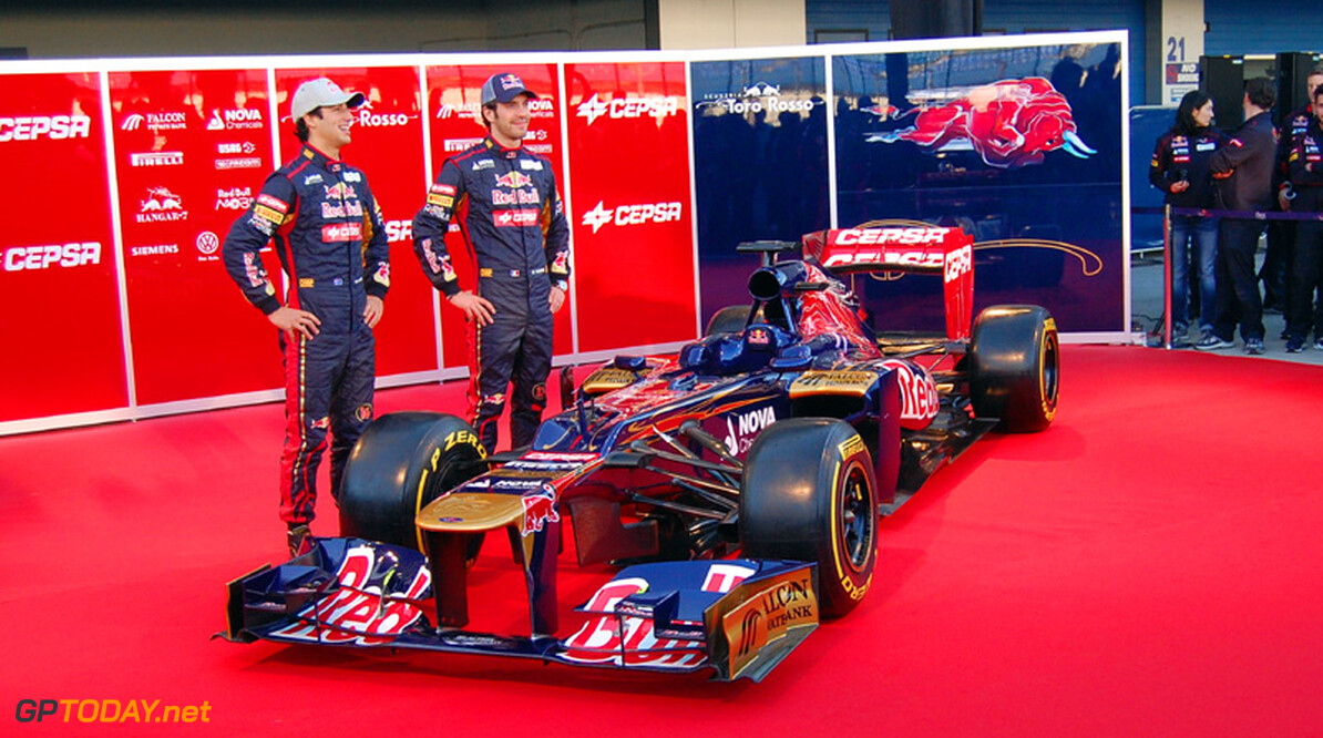 Fotos Scuderia Toro Rosso Spreidt Str7 Tentoon Gptodaynet