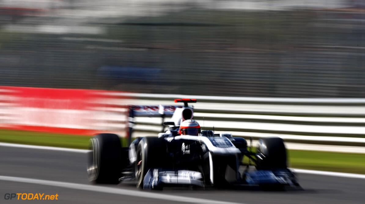 Rubens Barrichello in afwachting van goed nieuws van Williams