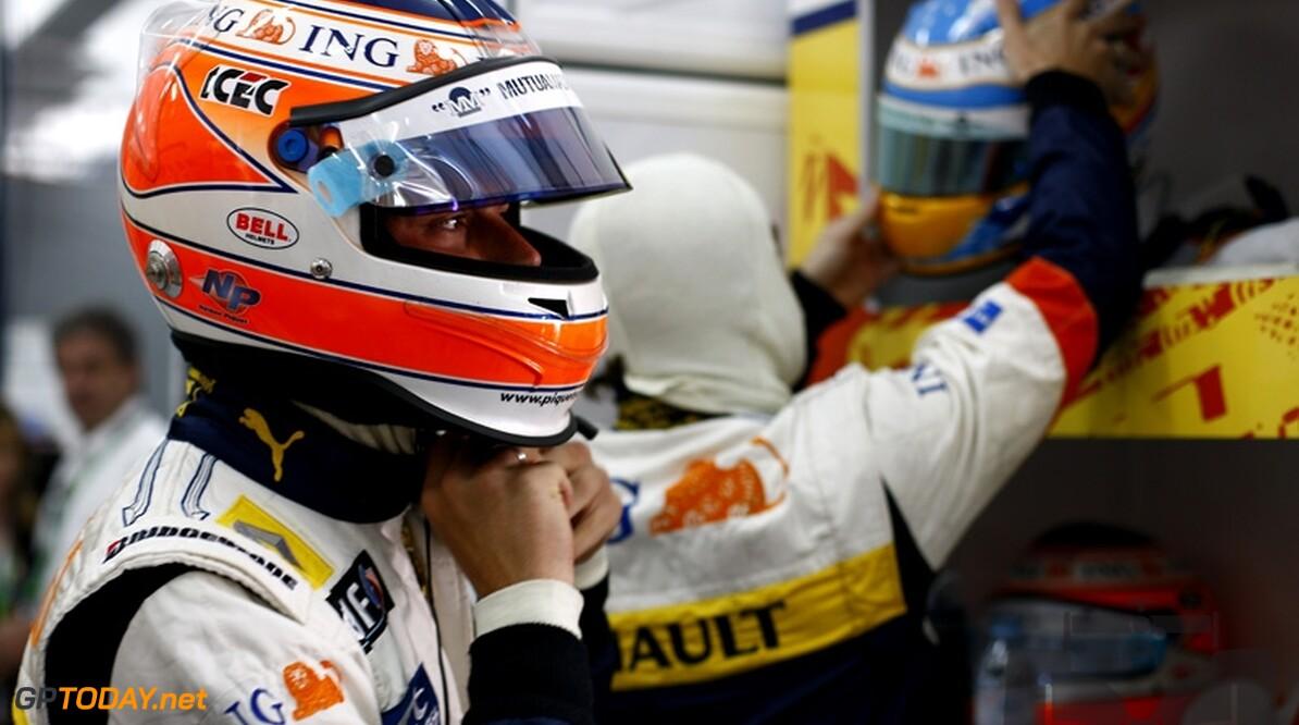 """Piquet: """"Ik zal niet rusten totdat ik me in de Formule 1 bewezen heb"""""""