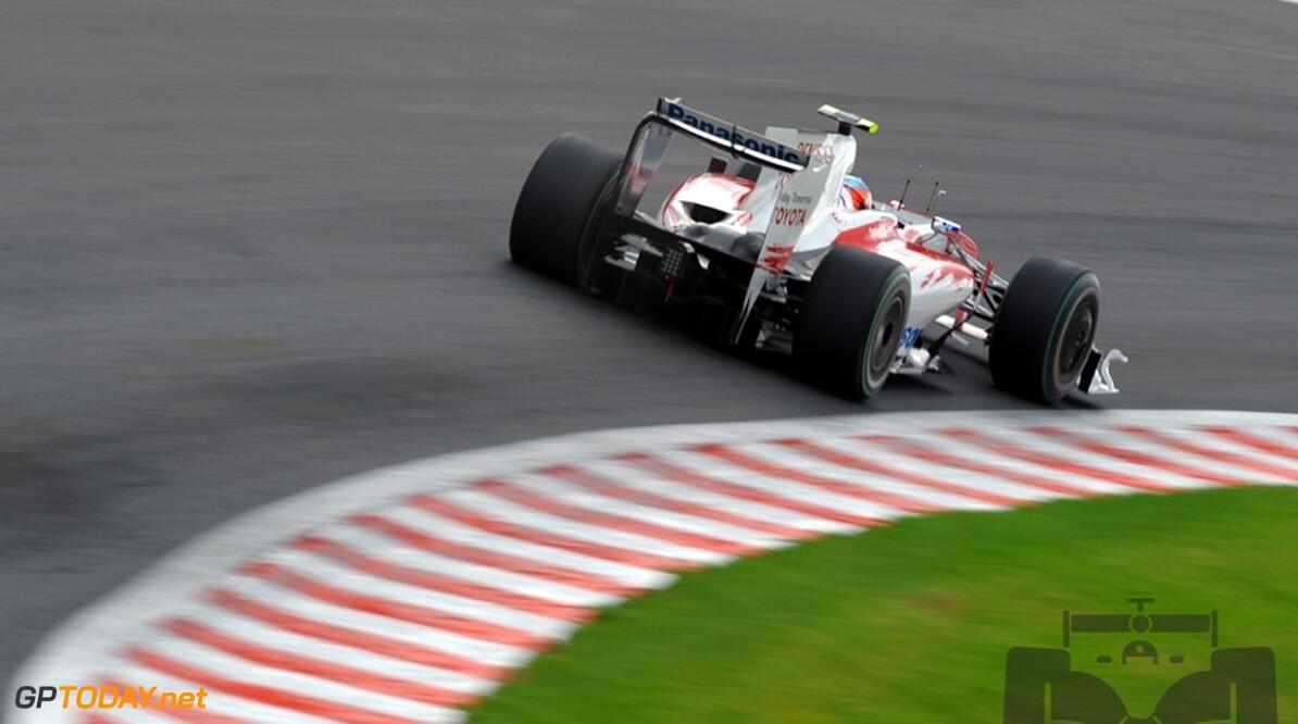 Stefan GP zonder startbewijs aan de slag met ontwerp TF110