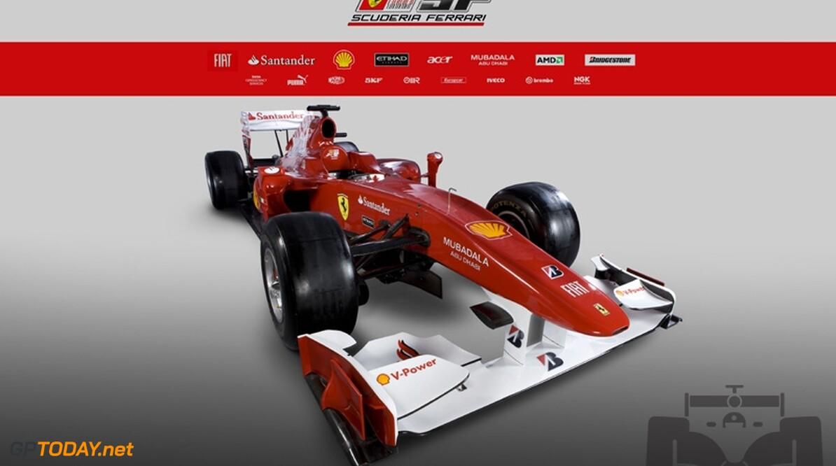 Ferrari chassis 2011 doorstaat crashtest monocoque