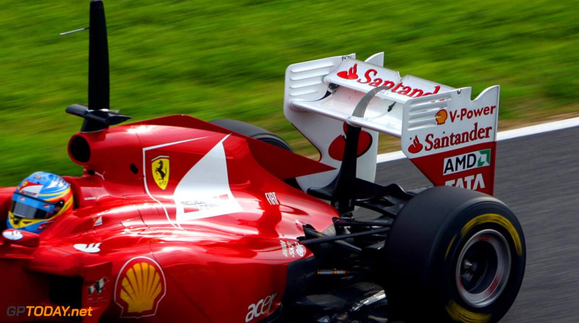"""Alonso: """"Inhalen is nog net zo moeilijk als in 2010"""""""