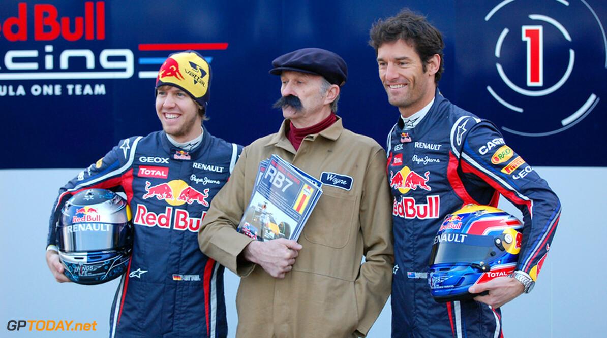 """Webber kruist zijn vingers: """"Misschien ligt de RB8 Vettel niet"""""""