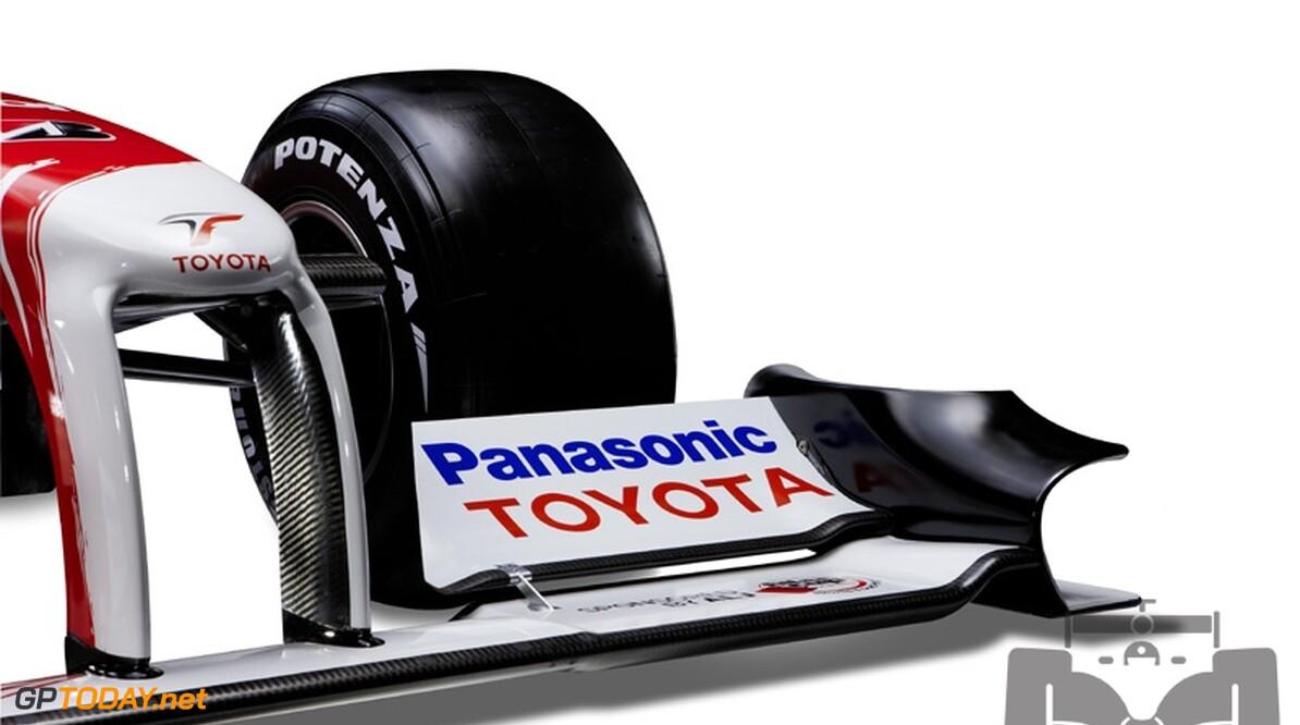Toyota verkoopt Formule 1-renstal niet door