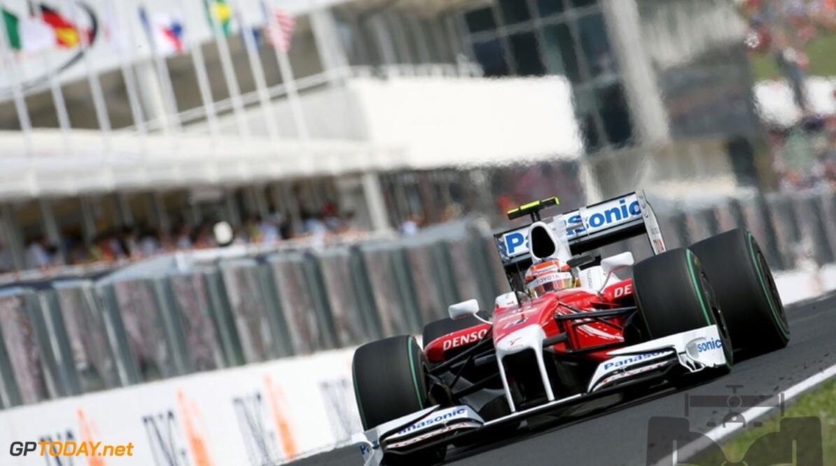 Toyota reist vol vertrouwen af naar Valencia