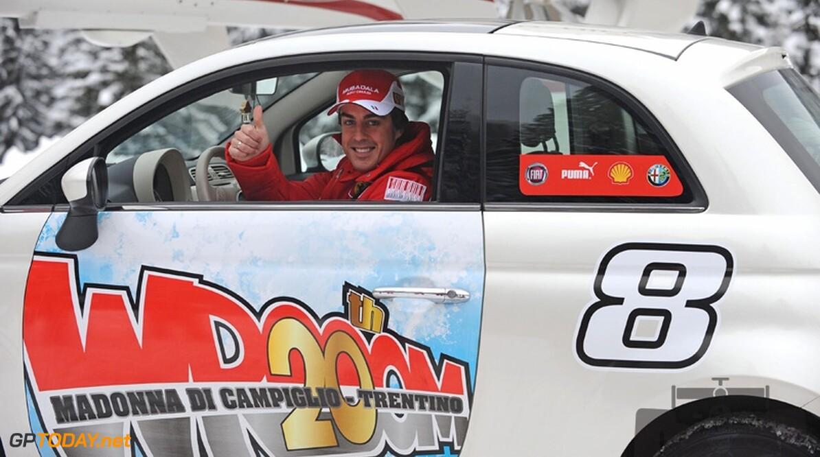 """Domenicali: """"Alonso heeft alles in zich om Schumacher te verslaan"""""""