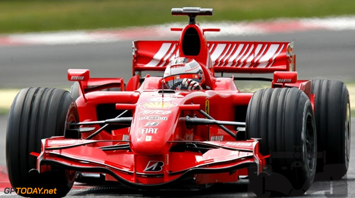 Nine years since Kimi Raikkonen's world title