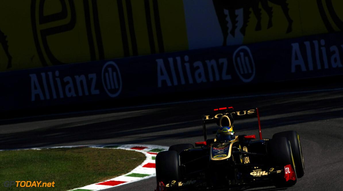 """Eric Boullier: """"We gaan nog veel zien van Senna"""""""