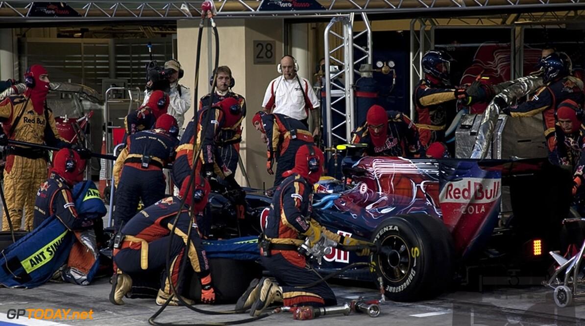 Toro Rosso koestert hoop op goede eerste zelfontworpen bolide