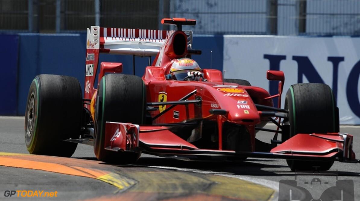 Ferrari laat rijderkeuze afhangen van uitkomst controle Massa