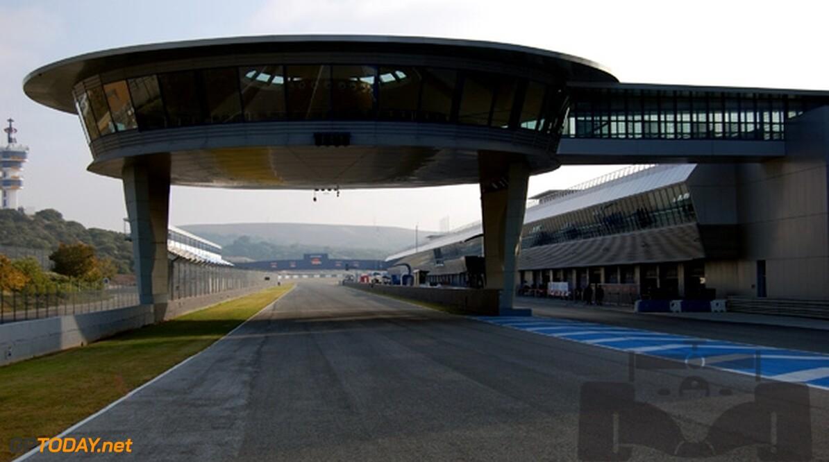 Ferrari test met Formule 3 Euroseries-kampioen Bianchi op Jerez