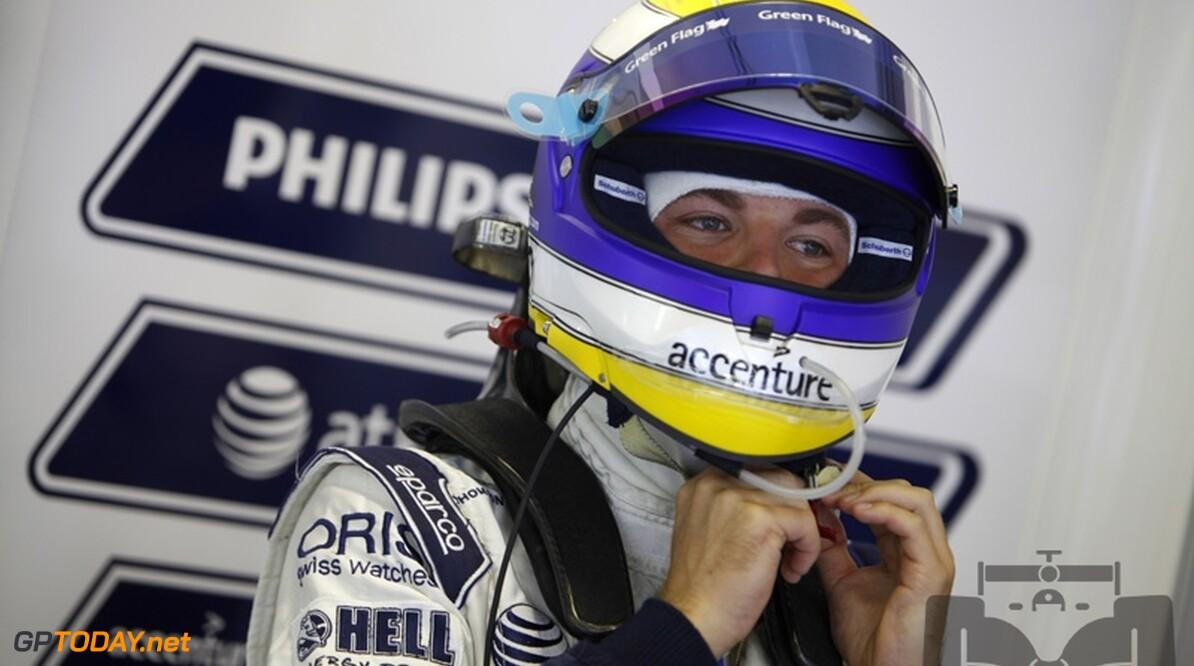 Nico Rosberg bevestigt vertrek bij Williams