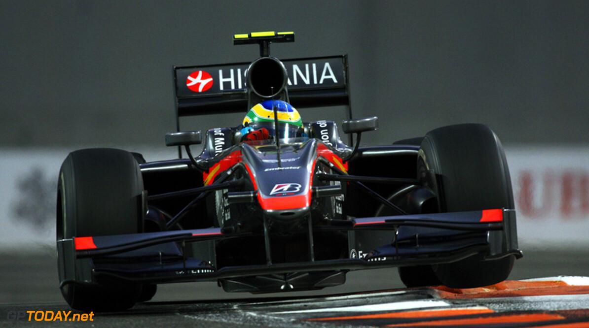 """Teameigenaar Hispania: """"Geen plaats voor niet-betalende rijders"""""""
