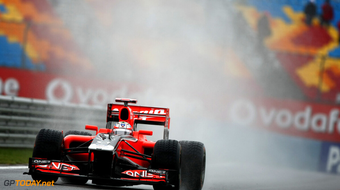 Glock luidt nogmaals noodklok na mislukte update Virgin Racing