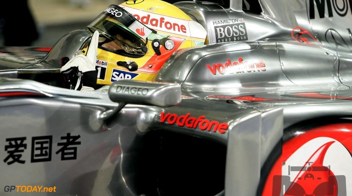 Lewis Hamilton tevreden met komst van Jenson Button