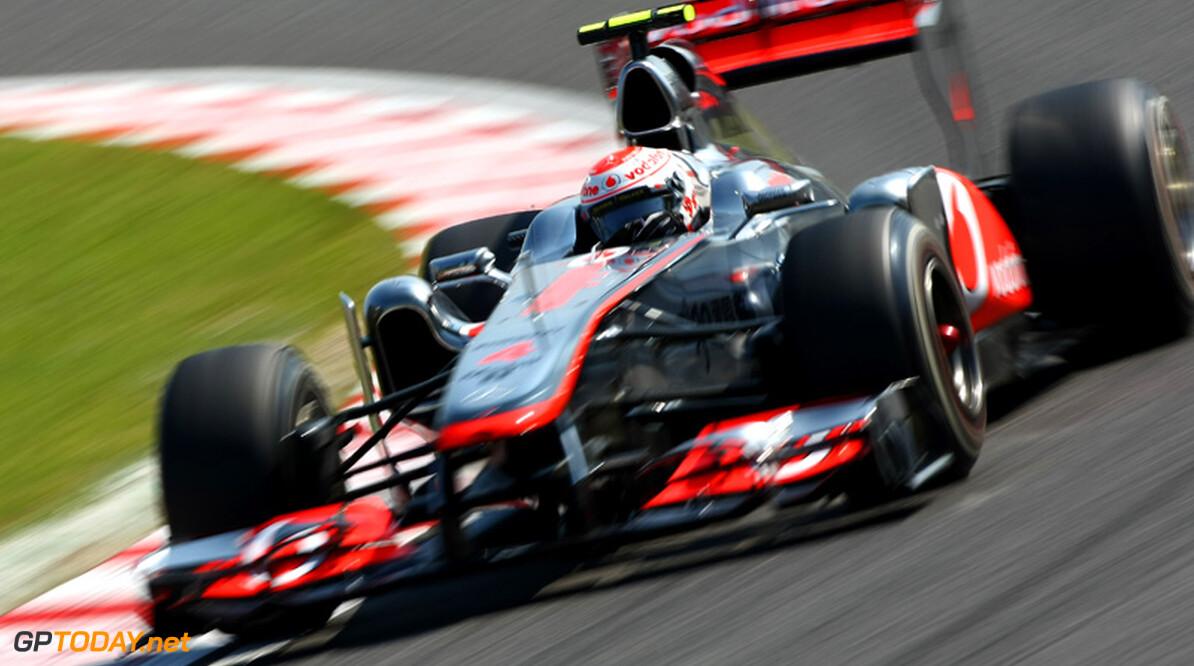 """Jenson Button: """"Vierde was het hoogst haalbare vandaag"""""""