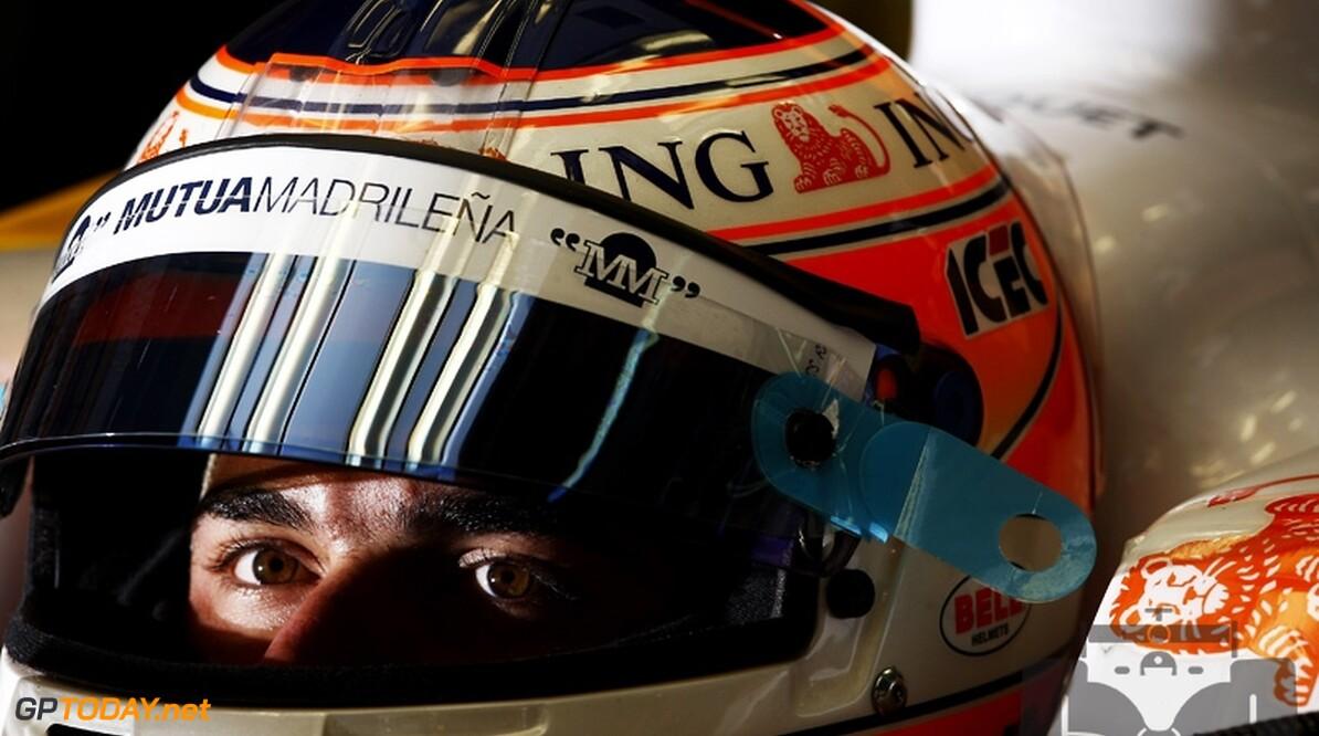 """Piquet: """"Briatore probeert geen nieuw stoeltje voor me te vinden"""""""
