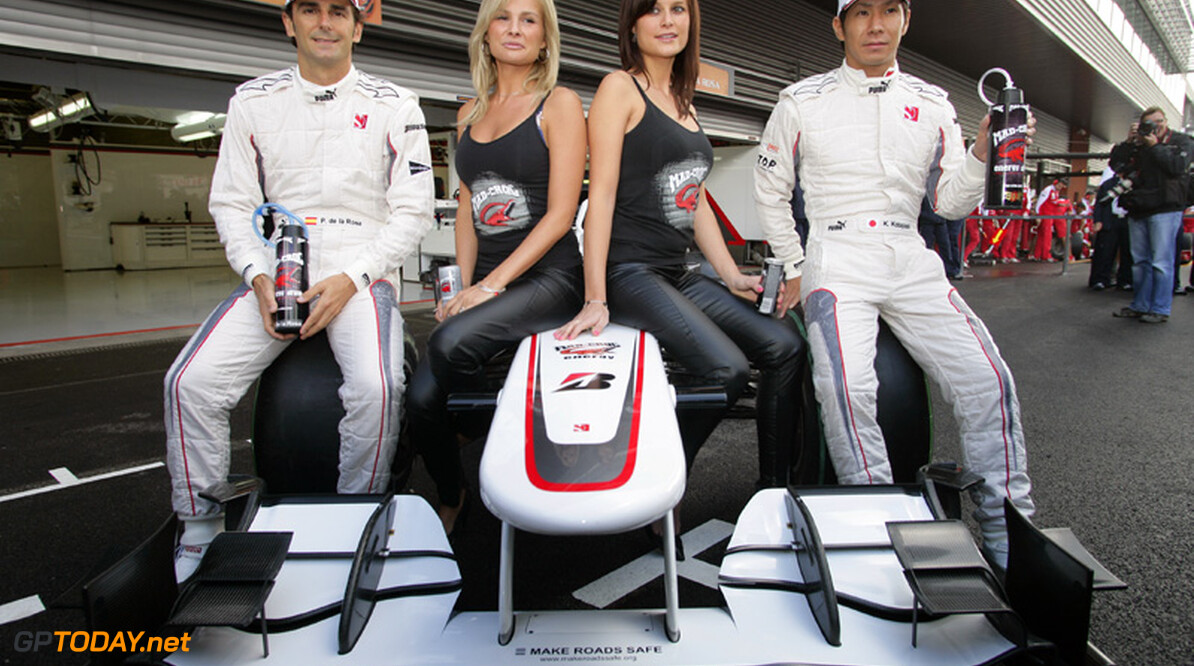 """Sauber-sponsor: """"Vettel heeft de uitstraling van moederskindje"""""""
