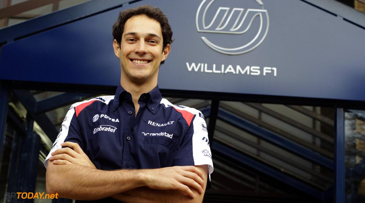 <b>Officieel:</b> Williams geeft Bruno Senna racestoeltje voor 2012