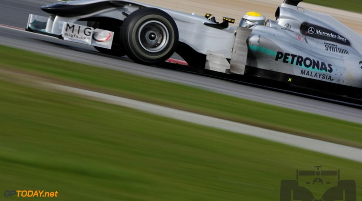 Rosberg rekent op grote stap voorwaarts in Bahrein