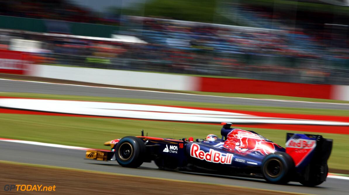 Toro Rosso probeert nieuwe uitlaten in Zuid-Korea opnieuw uit