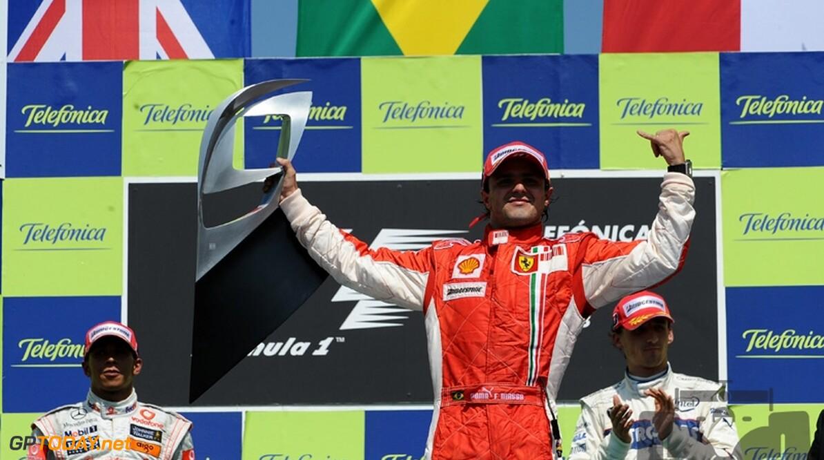 """Herbert: """"Massa-Hamilton beste duel sinds Senna-Prost"""""""
