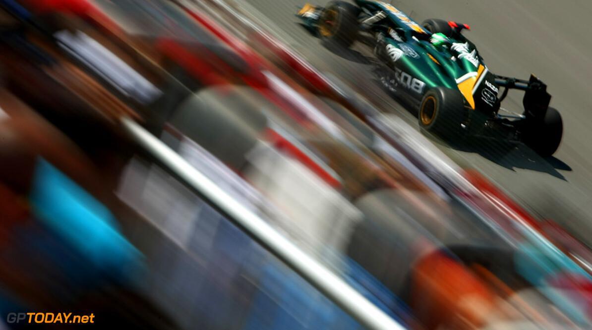 Team Lotus rondt komst aerodynamicaspecialist John Iley af