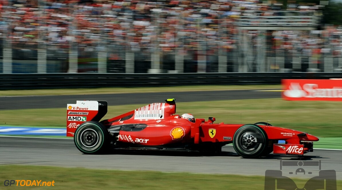 Marmorini vervangt Simon als hoofd van de motorafdeling bij Ferrari