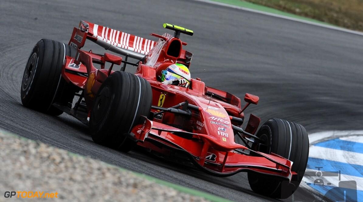 Massa zelfverzekerd voor Grand Prix van Hongarije