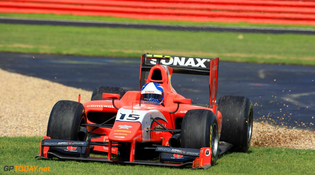 Jolyon Palmer vindt onderdak bij Addax voor races in Abu Dhabi