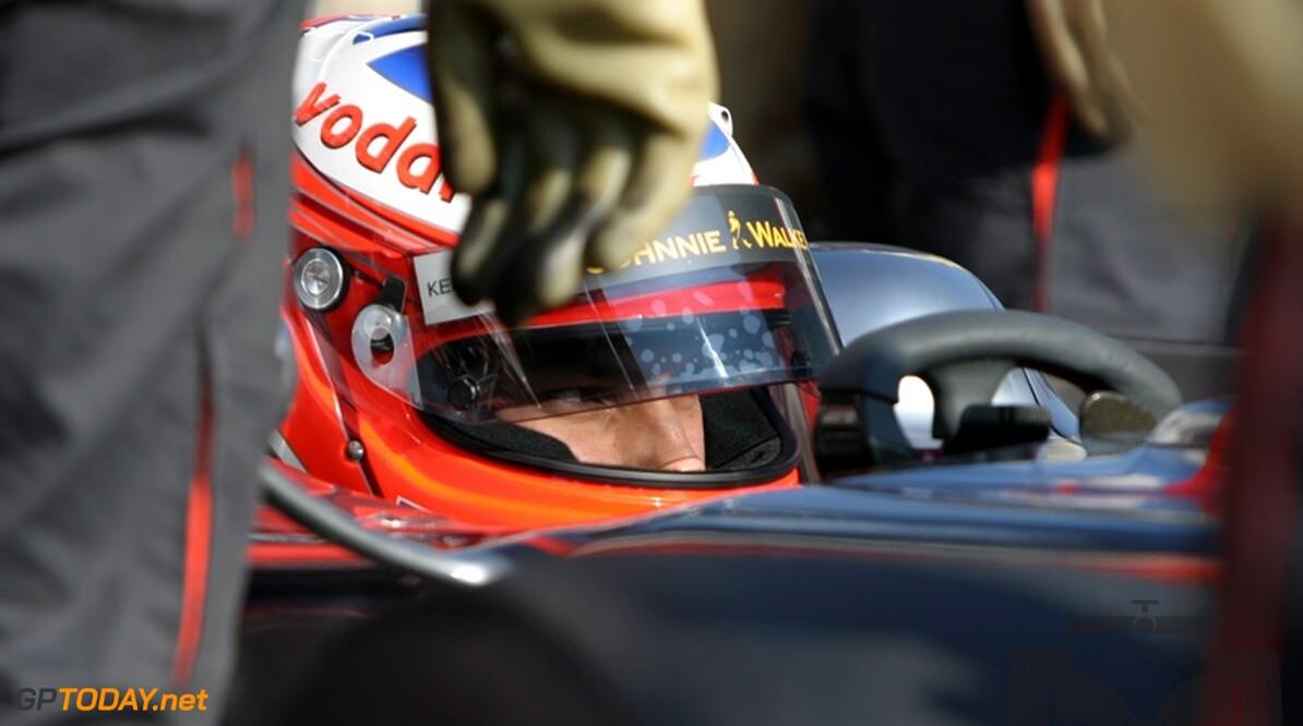Gary Paffett hoopt op kansje bij Force India