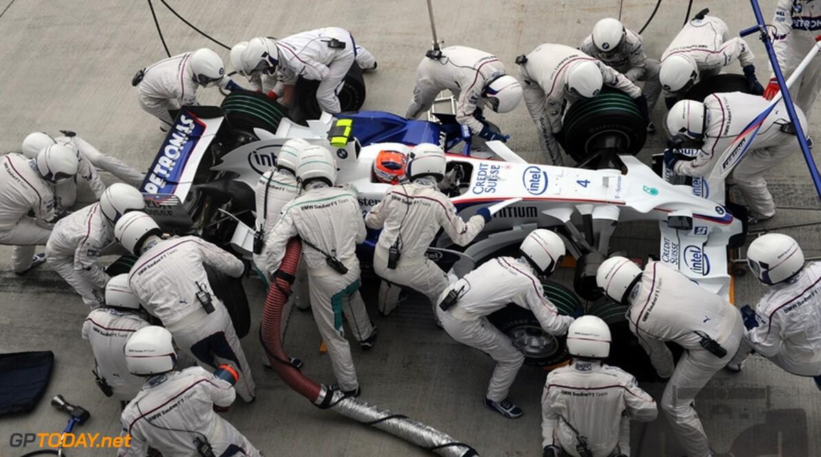 BMW Sauber stelt alles in het werk om Kubica aan titel te helpen