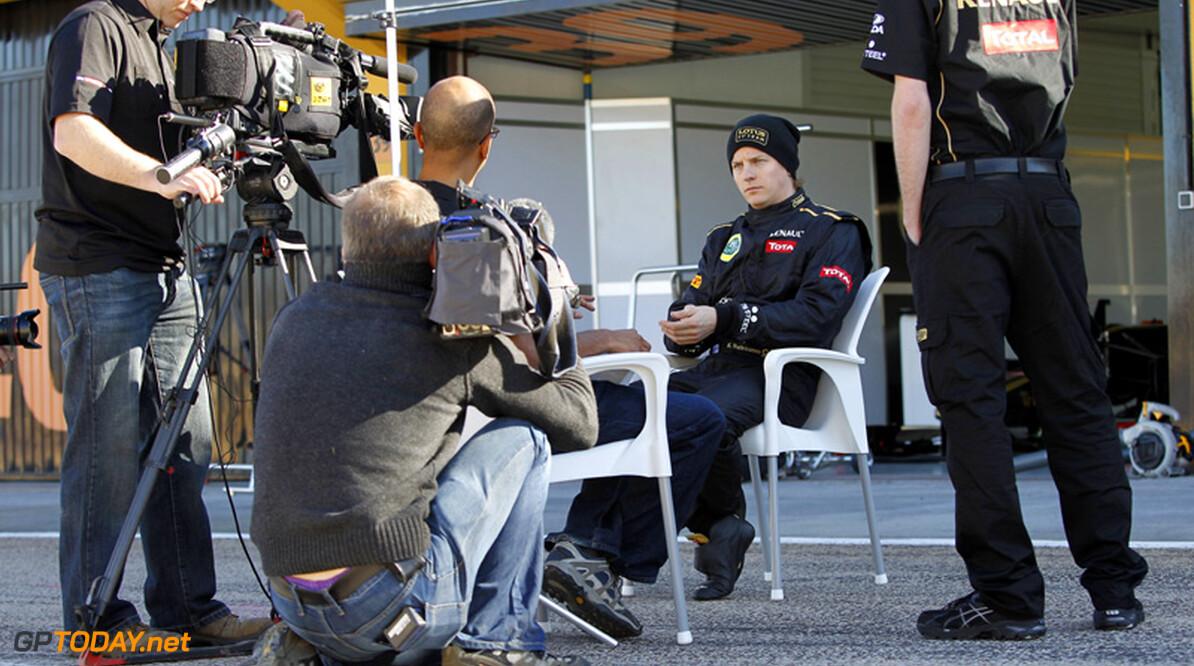 """Raikkonen niet bang voor Schumacher-scenario: """"Iedereen is anders"""""""