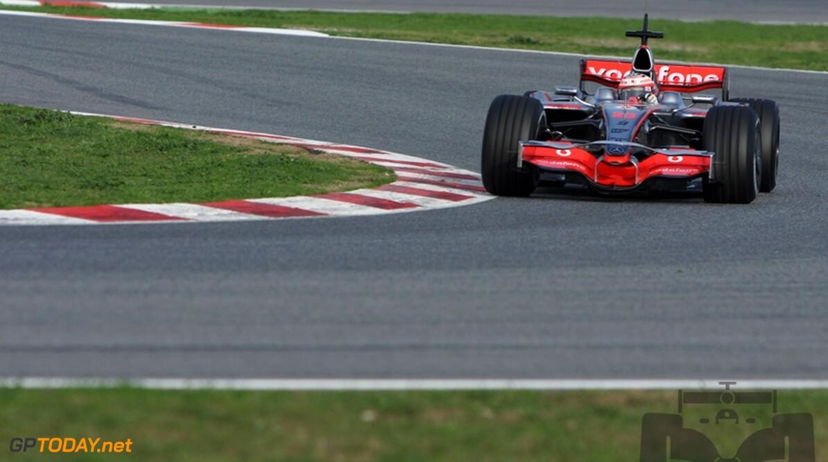 McLaren gaat in december naar Algarve voor test