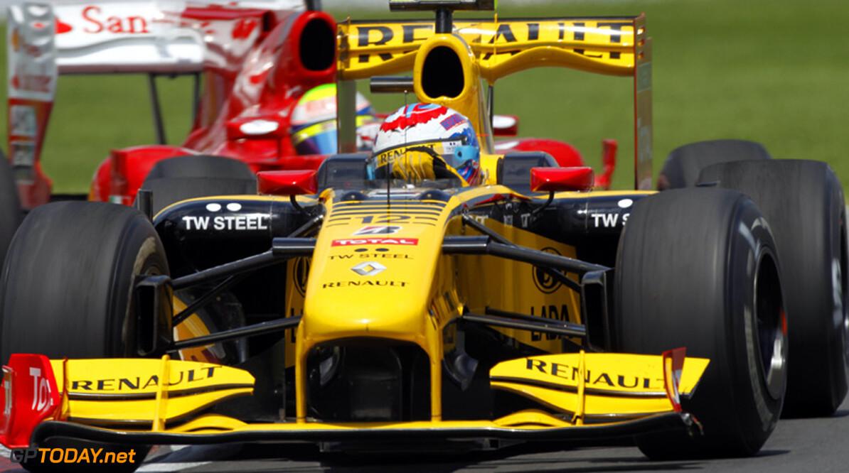 Renault wil Kimi Raikkonen contracteren voor 2011