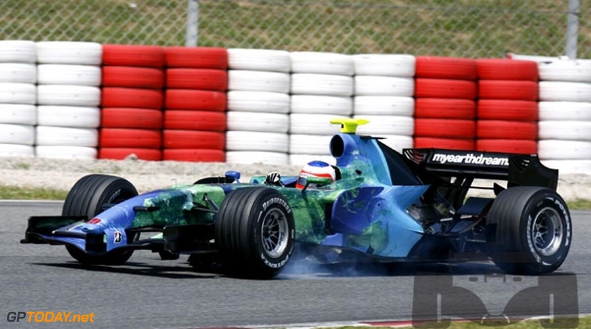 Barrichello drukt stempel op huwelijk van Massa