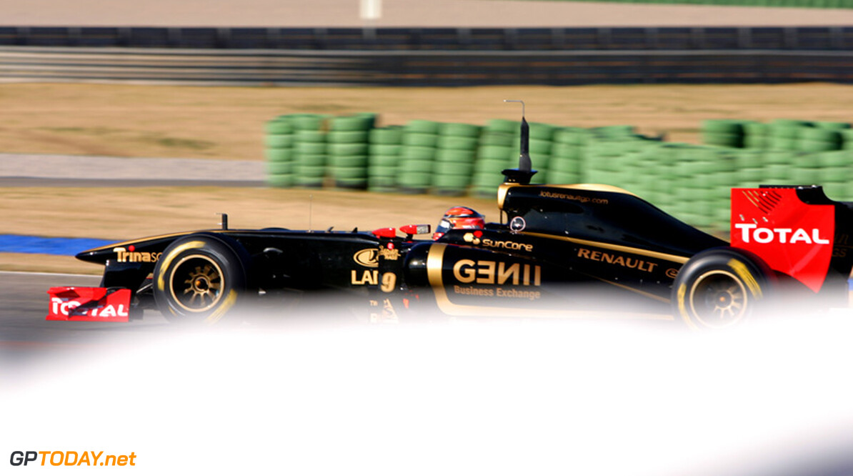 """Gerard Lopez: """"Robert Kubica zal dit jaar zeker niet racen"""""""