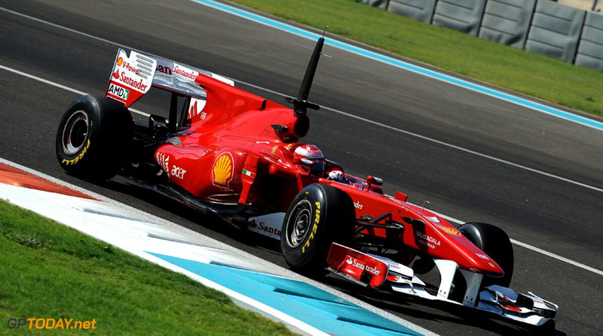 Abu Dhabi dag 2: Alonso besluit laatste testdag als snelste