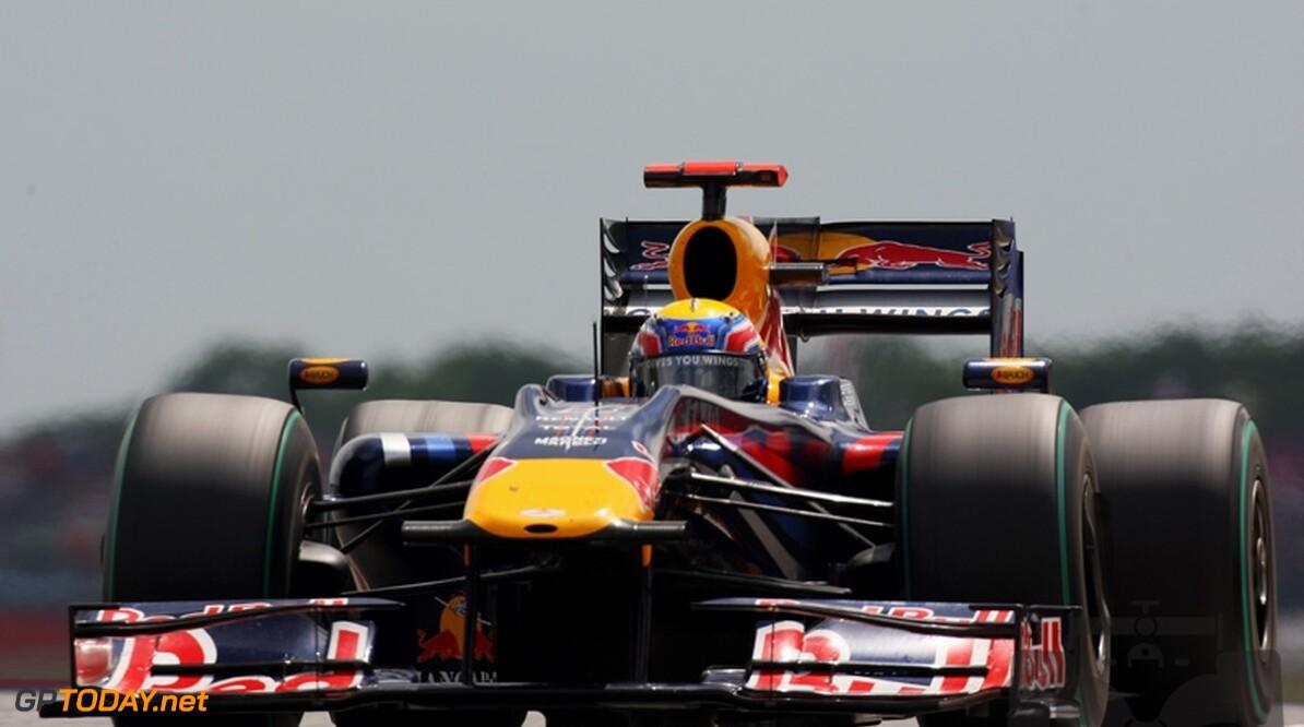 Mark Webber pakt pole position in Duitsland