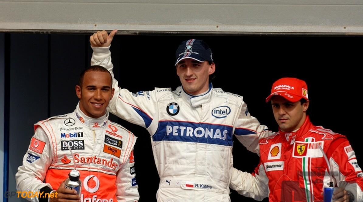 """Kubica: """"Weg terug misschien minder lang dan we dachten"""""""