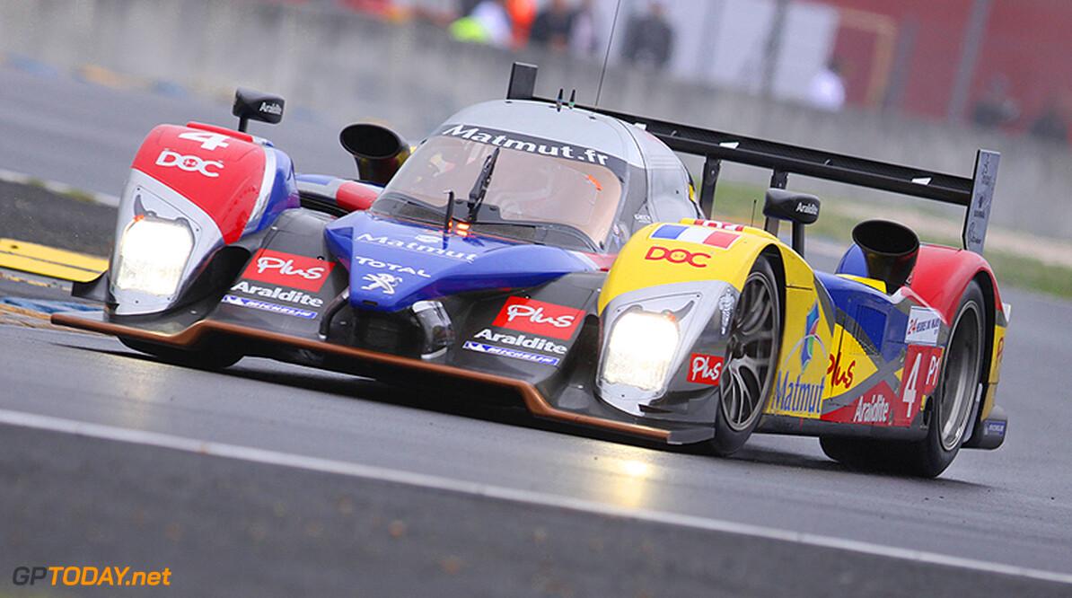 Le Mans Update 1: Peugeot oppermachtig bij eerste vier
