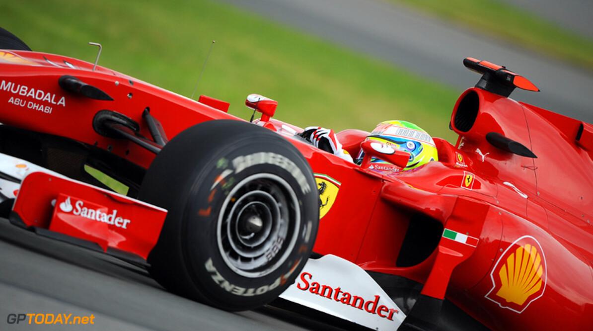 Felipe Massa bestraft voor overschrijden snelheid in pitstraat