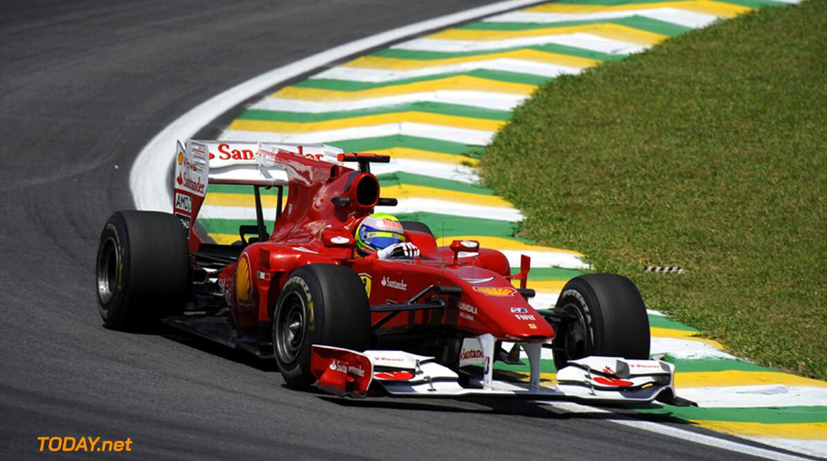 """Felipe Massa: """"Het was geen goed seizoen"""""""