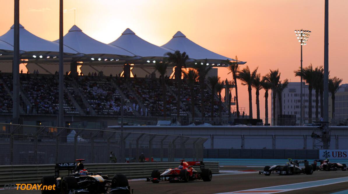 Grand Prix van Abu Dhabi voor derde jaar op rij uitverkocht