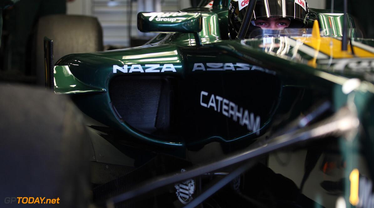 Giedo van der Garde, Caterham F1, Jerez de la Frontera. (C)Frits van Eldik  Frits van Eldik