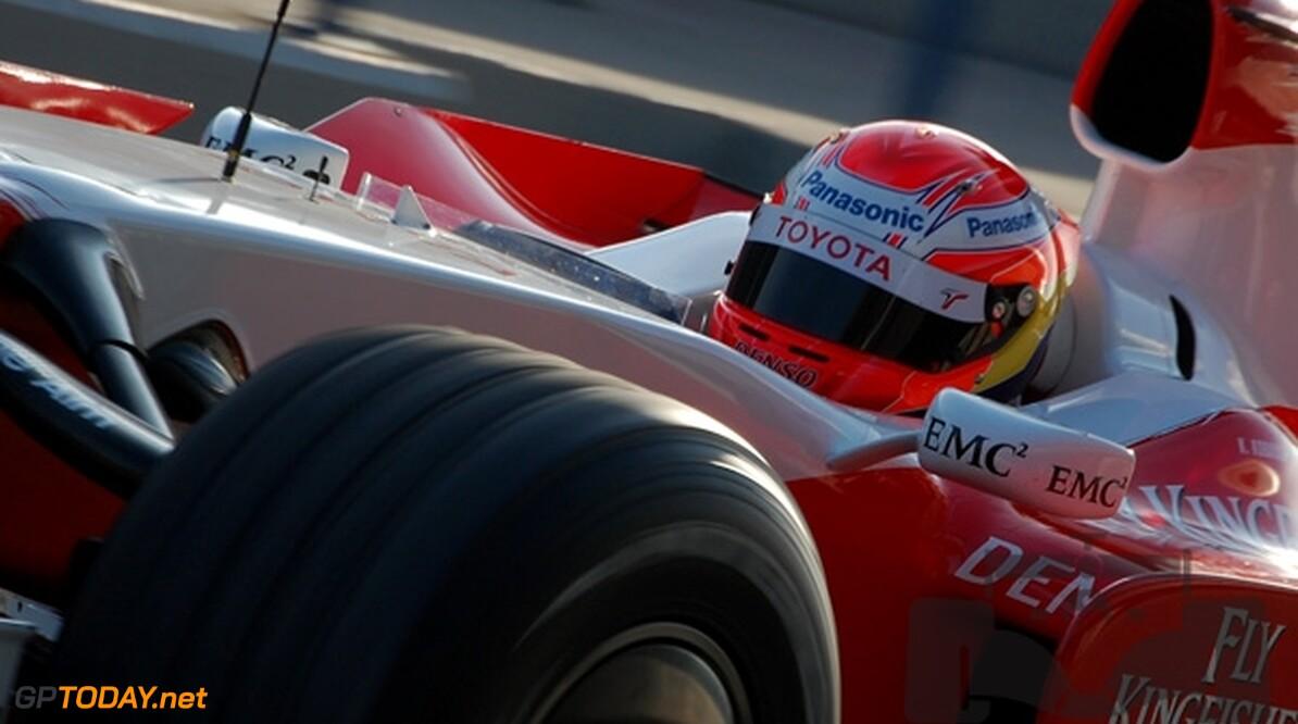 Toyota-teambaas vol lof voor debutant Kobayashi